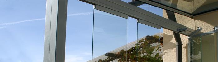 Balkonverglasungen