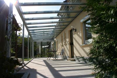 Terrassendach (nachher)